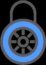 1024 AES Lock